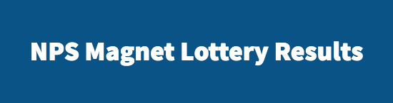Magnet Lottery Results Banner